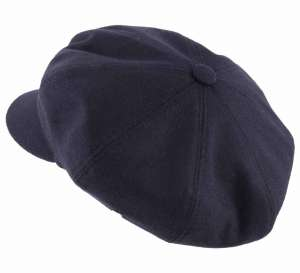 French Sailor Woolen Cap, Navy by Fléchet