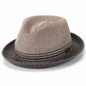 Hooper Charcoal Bailey of Hollywood, trilby for summer