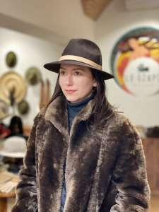 Fedora Bailey Hollywood, Coates Dusk, Elite Felt
