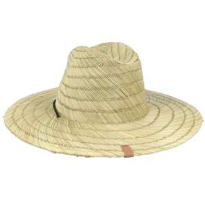 Bell Sun Hat Tan, Brixton Straw Hat, natural color with chin strap