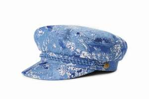 Ashland River Blue Cap, by Brixton
