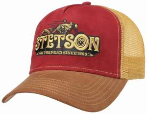 Trucker Cap On the Road, by Stetson