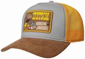 Trucker Cap Moonshine Jamboree, by Stetson