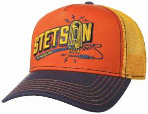Trucker Cap Connecting, by Stetson