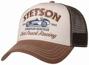 Trucker Cap Dirt Track Racing II, Stetson