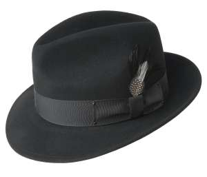 Fedora Blixen Bailey Hollywood, czarny
