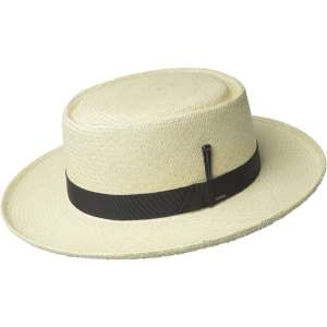 Creed Natural Panama, Summer hat wide Brim by Bailey