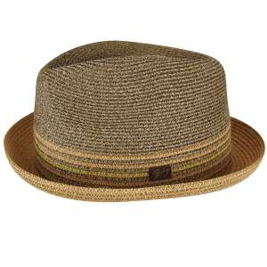 Hooper Earth Bailey of Hollywood, trilby for summer