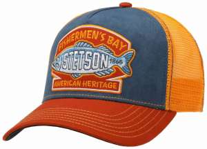 Trucker Cap Fisherman Stetson
