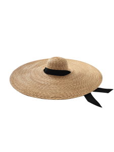 Margot - Wide Straw Hat